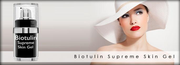 Biotulin Bio Botox Gel.