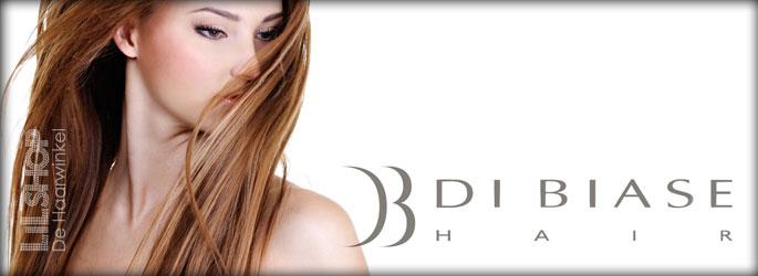 Di Biase Hair Extensions. Haar verlenging van hoge kwaliteit voor een lage prijs.