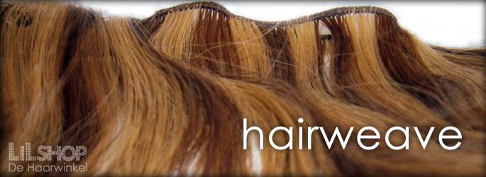 Hairweaving bij LiLShop de Haarwinkel