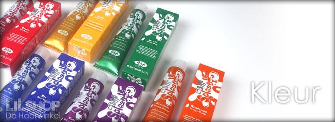 Haarkleur producten bij LiLShop.