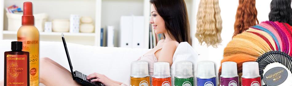 Producten bestellen in de webshop van LiLShop de Haarwinkel.