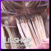 Haarverlenging bij LiLShop
