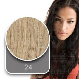 Euro SoCap Sticker extensions kleur: 24 Diep Asblond