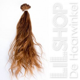 70 cm #27 Honing Machinaal Brazilian Hair krul