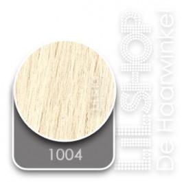 1004 Extra Zeer Licht Asblond Euro SoCap Extensions steil 60cm/24inch