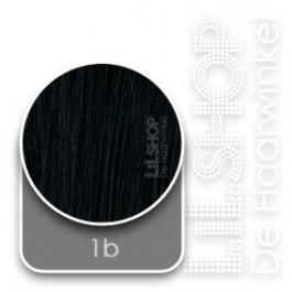 1b Zwart Original SoCap Extensions Natural Weave 40cm/16inch