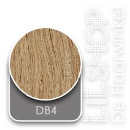 DB4 Goud Euro SoCap Extensions steil 50cm/20inch