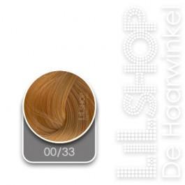 00/33 Diep Goud Lisap LK Creamcolor Haarverf Haircolor.