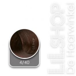 4/40 Midden Intens Mahoniebruin LK Creamcolor Haarverf Haircolor.