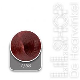 7/58 Midden Roodviolet Blond LK Creamcolor Haarverf Haircolor.