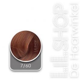 7/60 Midden Intens Koperblond LK Creamcolor Haarverf Haircolor.