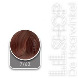 7/63 Midden Kopergoud Blond LK Creamcolor Haarverf Haircolor.