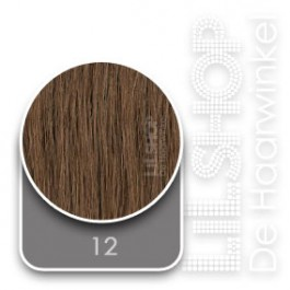 12 Donker Goudblond SoCap Original Extensions Natural Weave 40cm/16inch