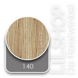 140 Intens Blond Original SoCap Extensions Steil 40cm/16inch