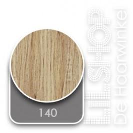 140 Intens Blond Original SoCap Extensions Steil 50cm/20inch