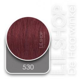 530 Wijnrood SoCap Original Extensions Natural Weave 50cm/20inch