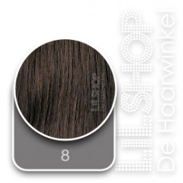 8 Bruin SoCap Original Extensions Natural Weave 40cm/16inch