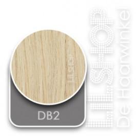 DB2 Licht Goudblond Original SoCap Extensions Steil 50cm/20inch