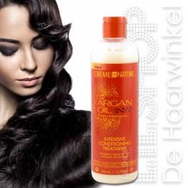 Marokkaanse Argan oil Intensive conditional treatment. voor Brazilian Hair. Extra verzorgend.
