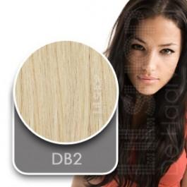 Euro SoCap Sticker extensions kleur: DB2 Licht Goudblond