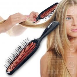 Pneumatische extensions borstel medium. Ideaal voor elke haarverlenging. De speciale borstelharen besparen de bondjes van je haarverlenging.