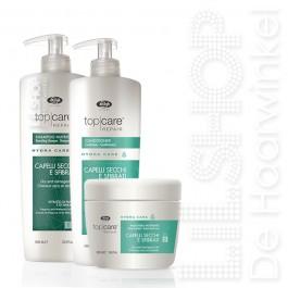 Lisap Hydra Care Hair Savers pakket Basic 1000ml