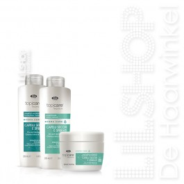 Lisap Hydra Care Hair Savers pakket Basic 250ml