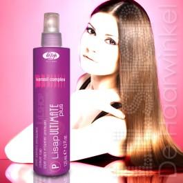 Lisap Ultimate Straight Fluid, de totaal oplossing voor mooi, glad en zijdezacht haar.
