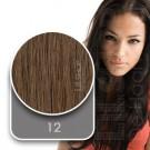 Euro SoCap Sticker extensions kleur: 12 Donker Goudblond