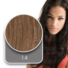 Euro SoCap Sticker extensions kleur: 14 Blond