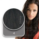 Euro SoCap Sticker extensions kleur: 4 Donker Kastanjebruin