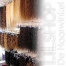 Braziliaans haar 70cm Krul Handgeweven Kleur: 6 chocoladebruin