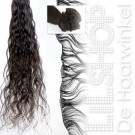 Braziliaans haar, Brazilian Hair 50cm Handgeweven kleur: 2 Zeer donkerbruin / natuur