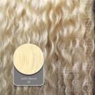 Braziliaans haar 70cm Krul Handgeweven Kleur: 20 Lichtblond