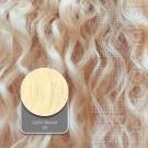 Braziliaans haar 50cm Krul Handgeweven Kleur: 20 Lichtblond