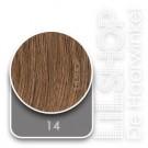 14 Blond Euro SoCap Extensions steil 60cm/24inch