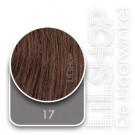17 Middenblond SoCap Original Extensions Natural Weave 40cm/16inch