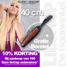 Euro SoCap Extensions 10% korting op 100 40cm